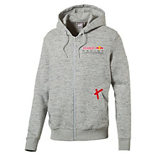 Red Bull Racing Men's Full Zip Hoodie
