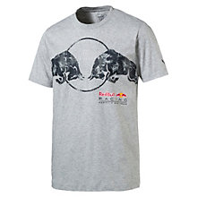 T-Shirt Red Bull Racing Graphic pour homme