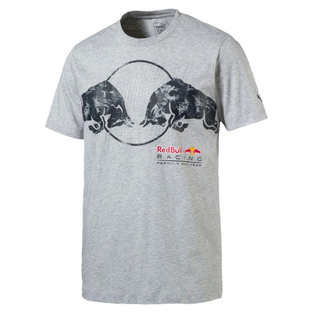 puma red bull racing graphic t shirt ebay. Black Bedroom Furniture Sets. Home Design Ideas