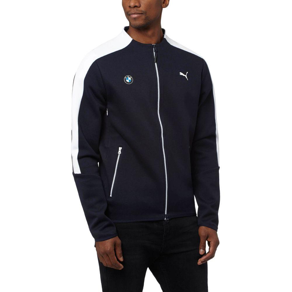 puma bmw motorsport t7 sweat jacket ebay