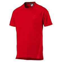 Ferrari Men's Small Shield T-Shirt
