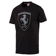 Ferrari Men's Big Shield T-Shirt