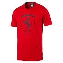Футболка Ferrari Big Shield Tee