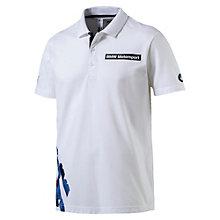 BMW Motorsport Herren Graphic Polo