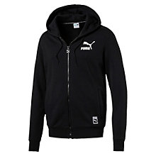 Archive Men's Logo Fleece Full Zip Hoodie