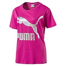 T-Shirt Archive Logo pour femme