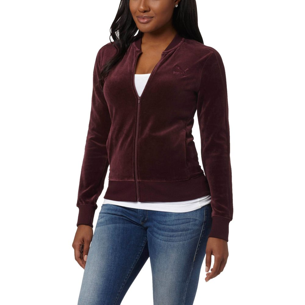 Puma womens track jacket