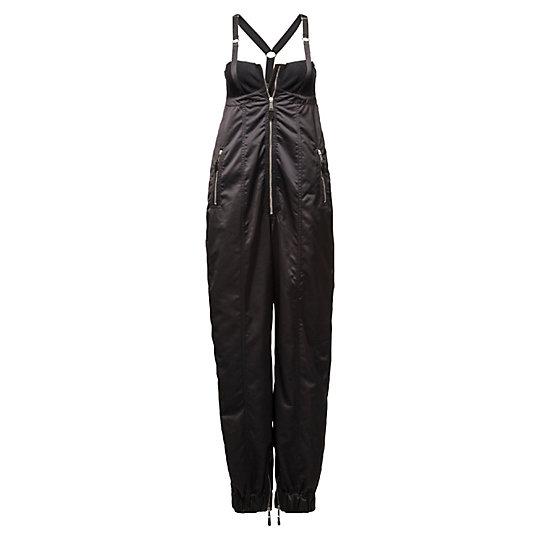 プーマ BOMBER JUMPSUIT ウィメンズ Puma Black【レディースウエア  スカート  その他】PUMA プーマ【サイズ XS/ブラック】ウィメンズ  アパレル  スカート・ドレス