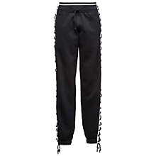 Брюки LACING SWEAT PANT