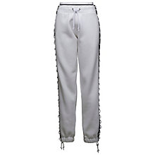 LACING SWEAT PANT