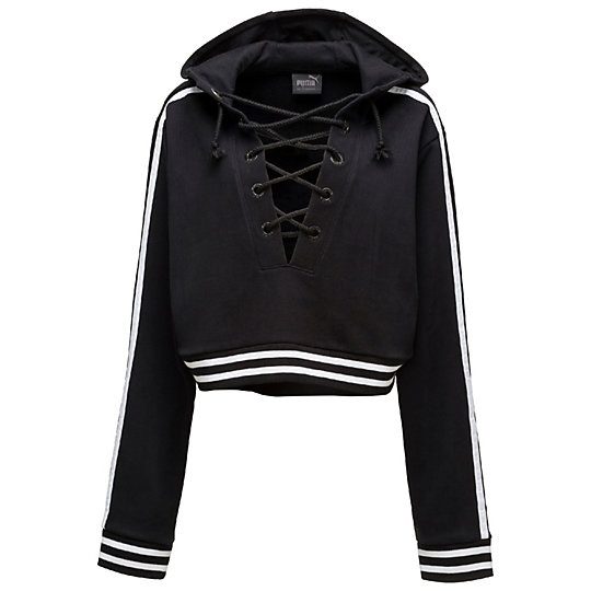 RISING SUN LACING SWEATSHIRT