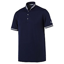 テーラード ベースボール ポロシャツ