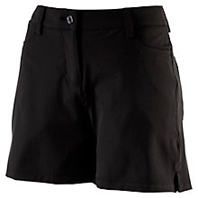 Golf Damen Solid Shorts
