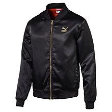 Men's Heritage Preppy Bomber Jacket
