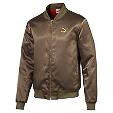 Men's Heritage Preppy Bomber Jacket