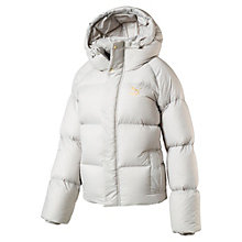 Women's Short Cosy Duvet Goose Down Jacket