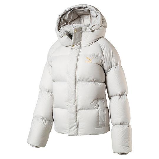 Women's Short Cosy Duvet Goose Down Jacket