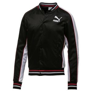 Men's SUPER PUMA Satin Bomber