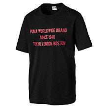 Vintage T-shirt voor mannen