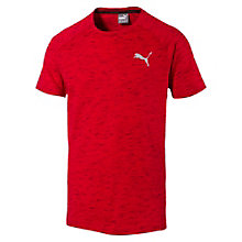 Active Evostripe SpaceKnit T-shirt voor heren