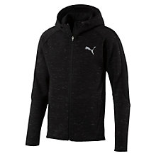 Active Men's Evostripe SpaceKnit Full Zip Hoodie