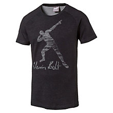 Usain Bolt Legend T-shirt voor mannen