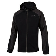 Usain Bolt Men's Legend Full Zip Hoodie