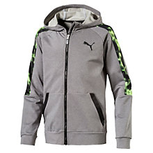 Active Cell Boys' Hooded Jacket 2