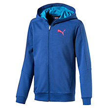 Active Boys' Full Zip Hoodie