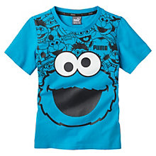 T-Shirt 1, Rue Sésame® pour garçon