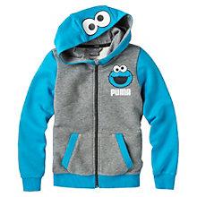 Bluza z kapturem zapinana na suwak Sesame Street® dla chłpców