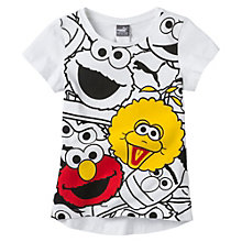 Sesame Street® Girls' T-Shirt