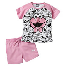 Комплект Sesame Street Infant Set