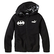 Chlopięca bluza z kapturem Batman®, zapinana na suwak