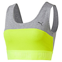 Active Damen Transition Crop Top