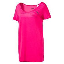 T-Shirt Active evoKNIT pour femme
