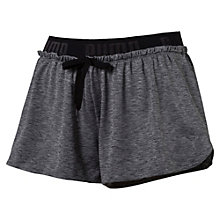 Active Damen Transition Drapierte Shorts