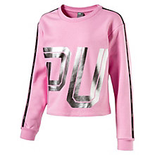 Girls' Sportstyle Sweater