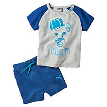 Boys' Mini Cats Baby Set
