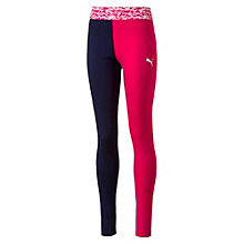 Girls' Clash Leggings