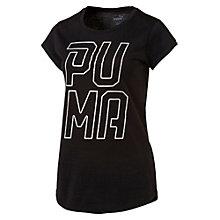 Women's Swagger Font T-Shirt
