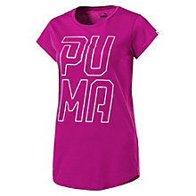 Swagger Font T-shirt voor dames