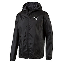 Men's Essentials Solid Windbreaker