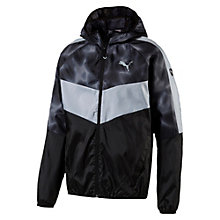Herren Essentials Farbblock Windbreaker