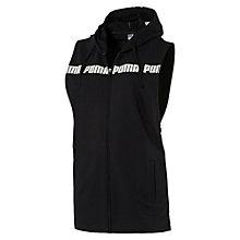 Active Women's Swagger Sleeveless Jacket