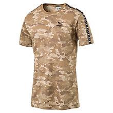 Männer Urban Langes Übergroßes T-Shirt