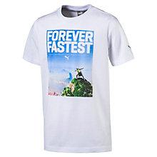 T-Shirt Usain Bolt Legendary pour garçon
