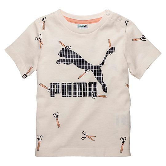 PUMA x CLASSIC TINYCOTTONS Boys' Logo T-Shirt