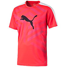 Evotrg football graphic t-shirt.