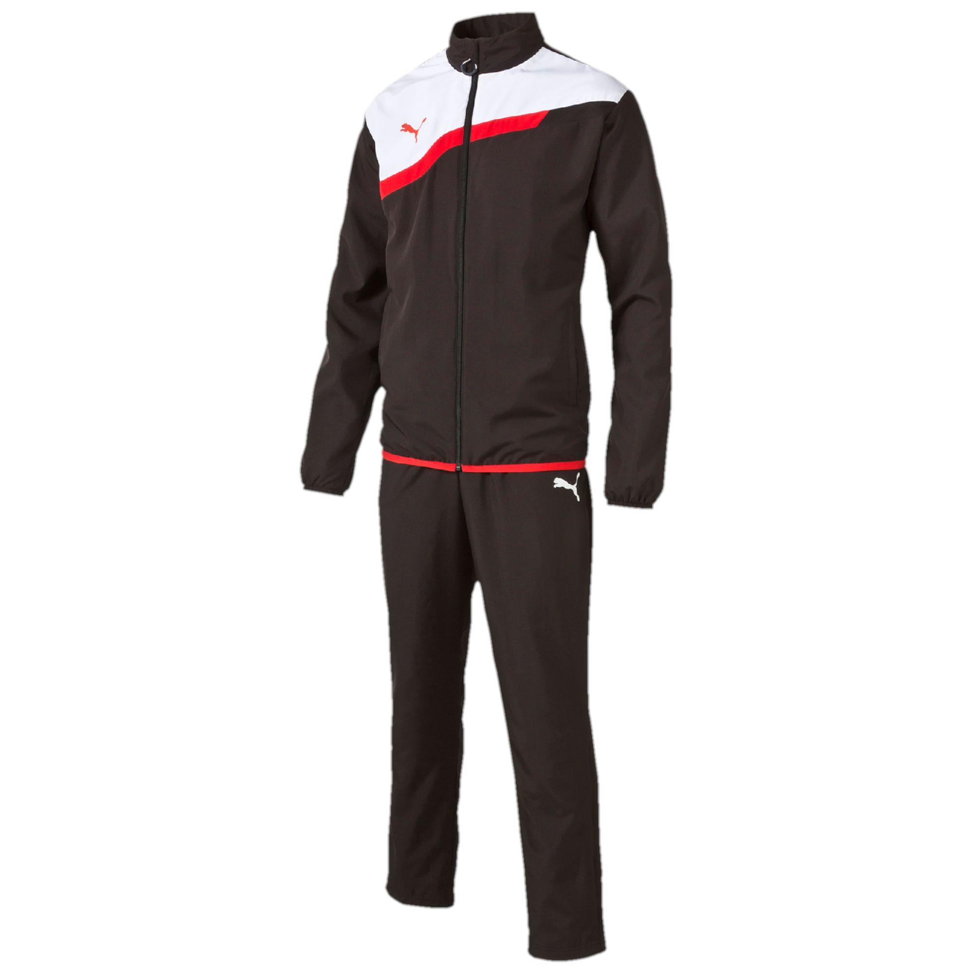 puma fu ball trainingsanzug bekleidung trainingsanzug. Black Bedroom Furniture Sets. Home Design Ideas
